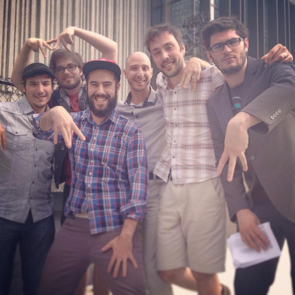 L'équipe de Projet-M
