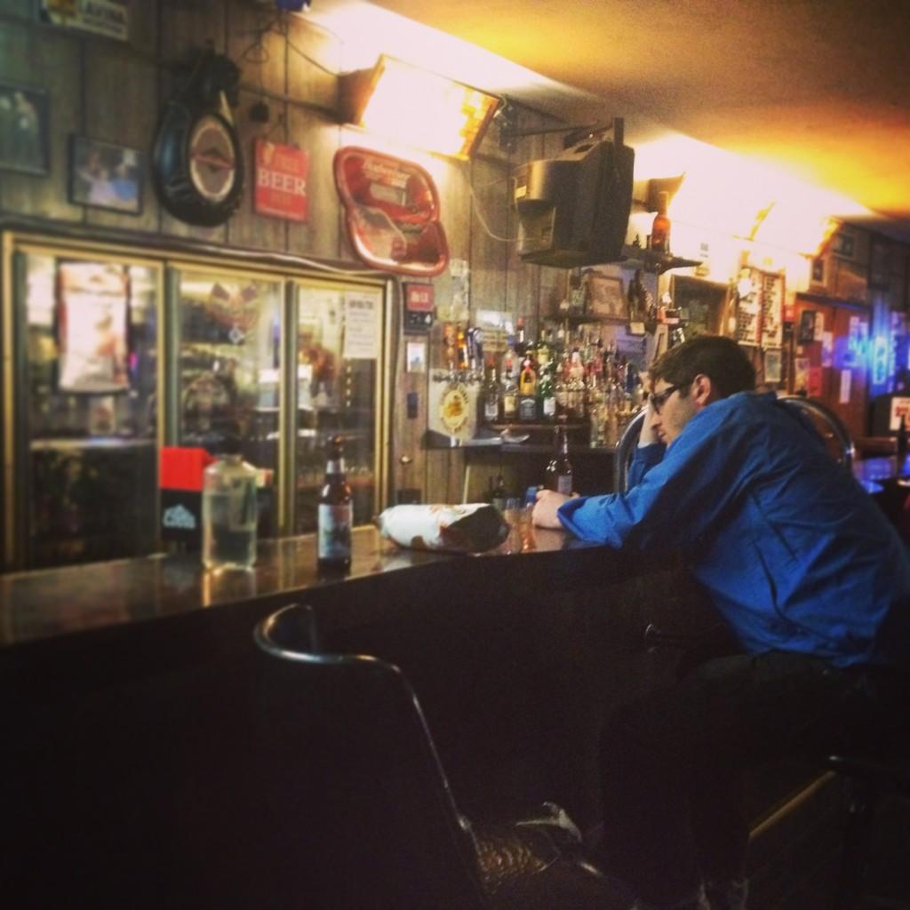 Bar louche du Montana